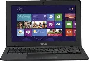 ASUS X200MA KX275D laptop (Intel® Dual Core™ N2830/4GB/500GB/Intel® HD Graphics/DOS/Fekete)