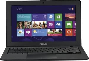 ASUS X200MA KX275D laptop (Intel® Dual Core™ N2830/4GB/500GB/Intel® HD Graphics/DOS/Fekete)