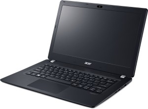 ACER ASPIRE V3-372-55AW 13.3 FHD, Intel® Core™ i5 Processzor-6200U, 8GB, 1000GB HDD, Intel® GRAPHICS 520, NO ODD, NO OS, FEKETE
