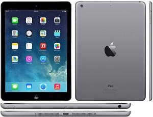 Apple iPad Air 64GB WiFi + Cellular Asztroszürke (használt)